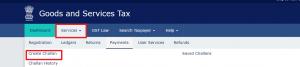 create gst payment challan - TaxReturnWala
